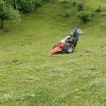 Kum: mountain mower