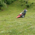 Kum: mountain mower