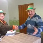 Podpis  sporazuma